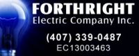 Forthright Electrical Company, Inc.